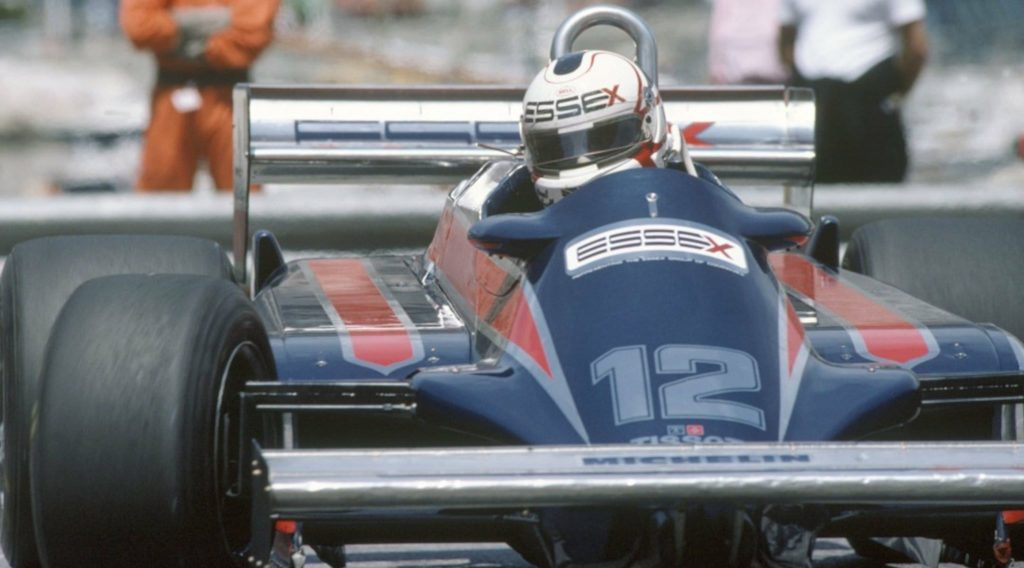 F1 | GP Belgio 1981: il primo podio di Nigel Mansell