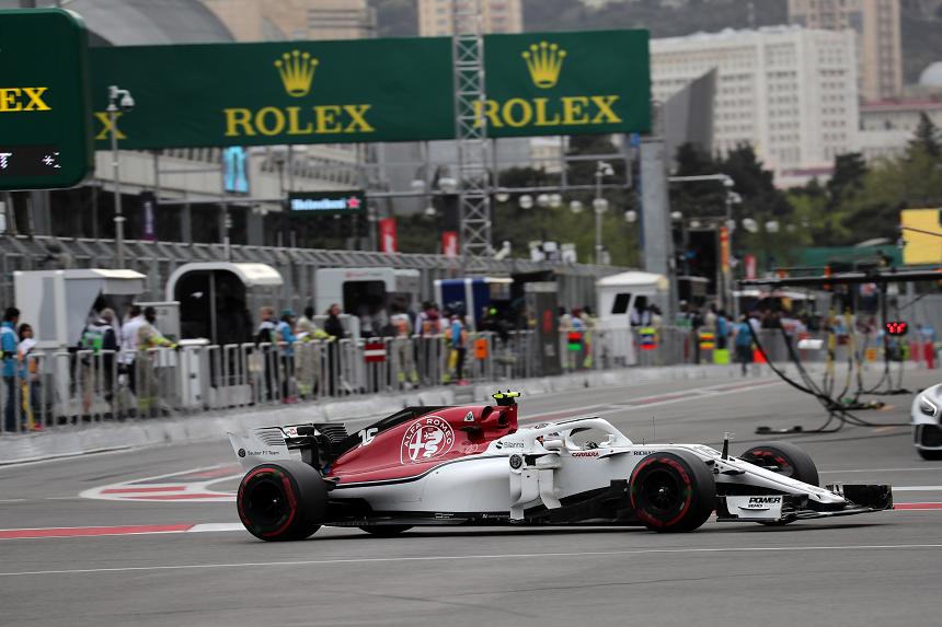 F1   Jörg Zander lascia la Sauber con effetto immediato