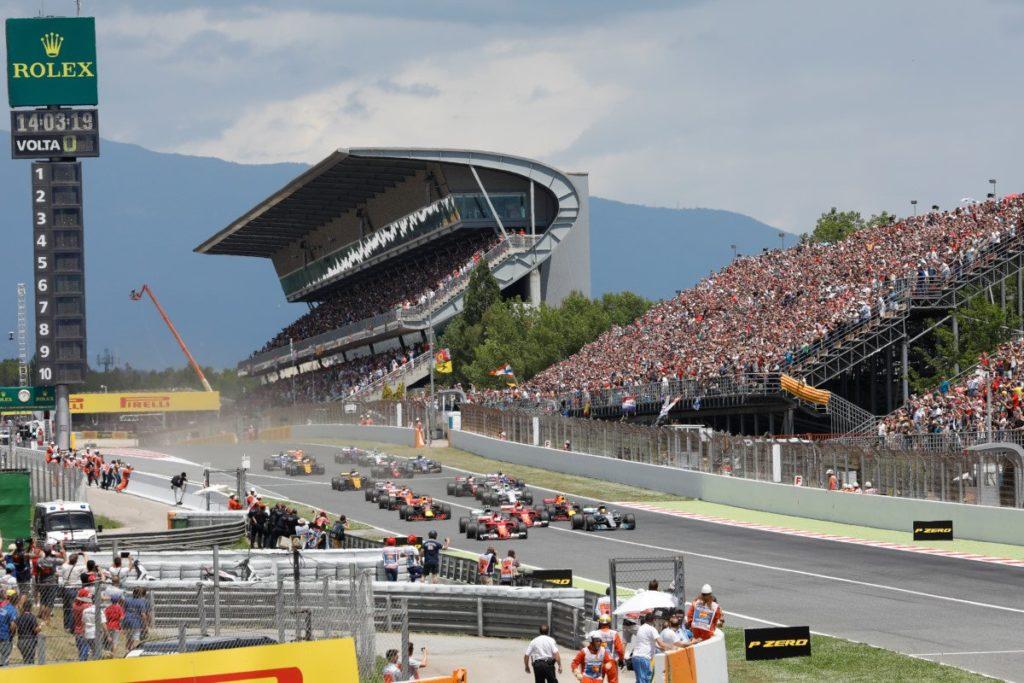 Gran Premio di Spagna 2018: Anteprima e Orari del Weekend