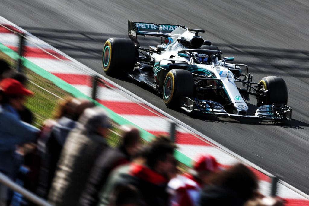 F1 GP Spagna, prove libere 1: Bottas ed Hamilton dettano il passo nella prima ora e mezza di lavoro