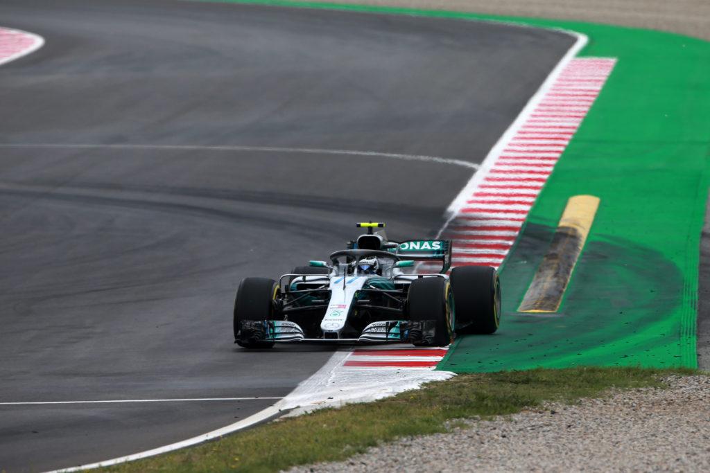 """F1   Mercedes, Bottas: """"Qualifica divertente, ma ho sbagliato il primo tentativo"""""""