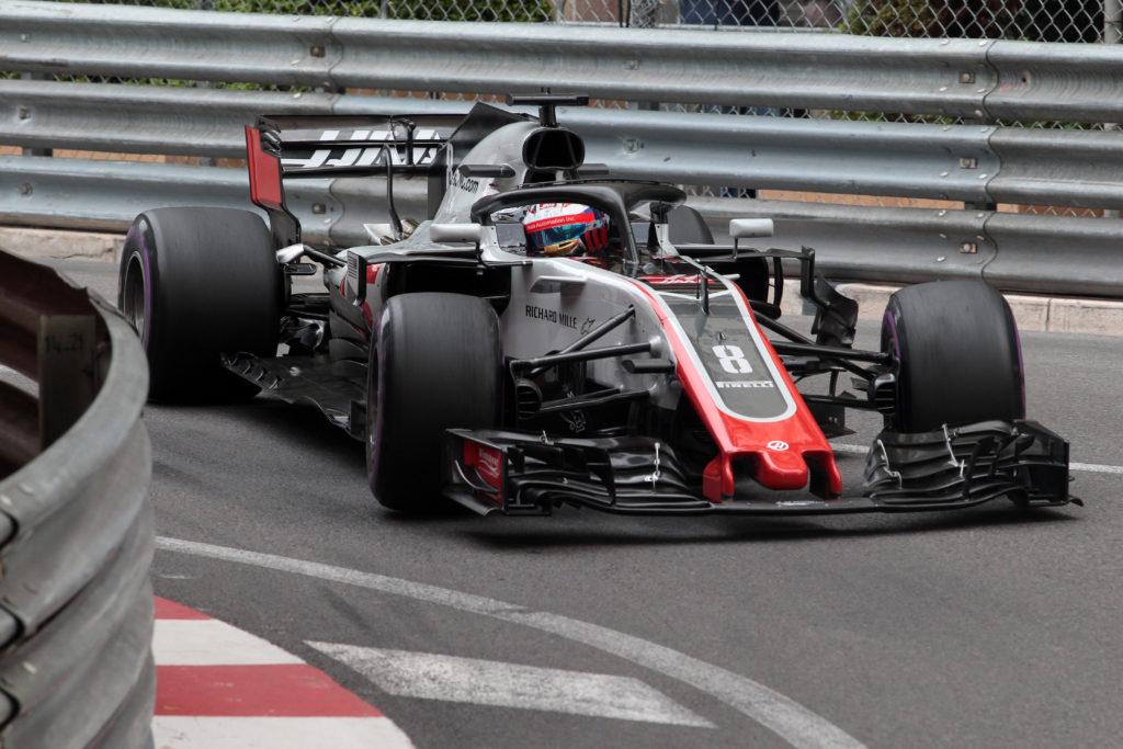 """F1   Haas, Grosjean: """"Non siamo contenti delle nostre posizioni, bisogna far funzionare meglio le gomme"""""""