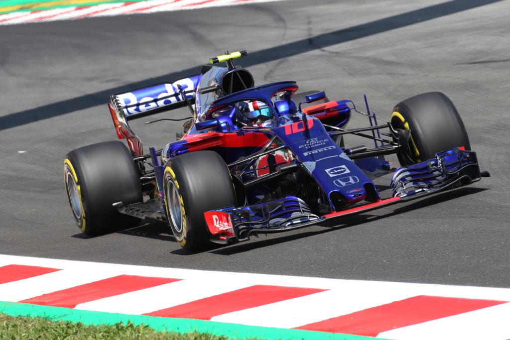 """F1   Toro Rosso, Gasly: """"Possiamo lottare per la top 10"""""""