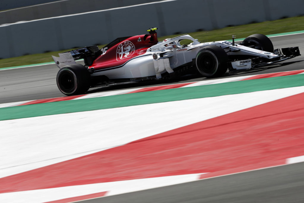 """F1   Alfa Romeo Sauber, Leclerc soddisfatto: """"Test molto produttivi"""""""