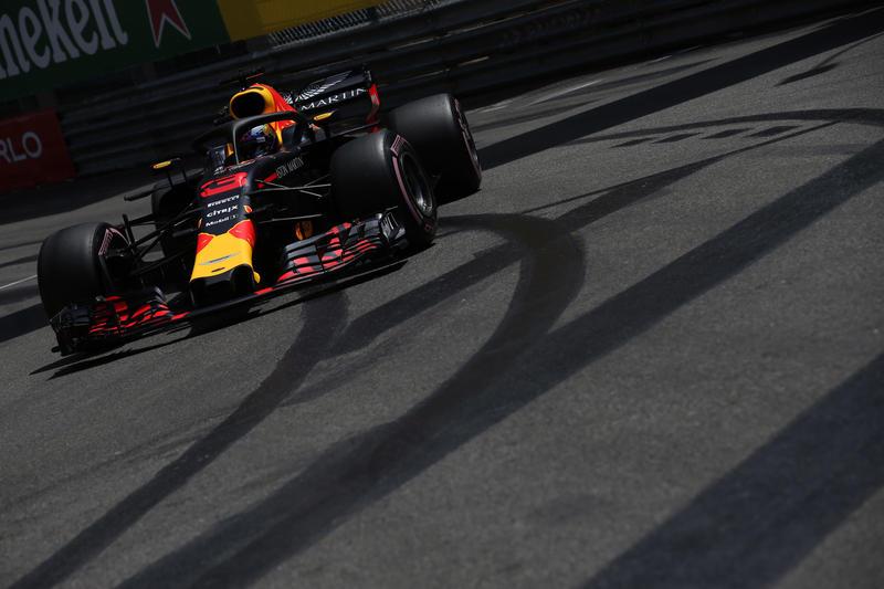 F1 GP Monaco, Qualifiche: pole di Ricciardo, in prima fila con Vettel