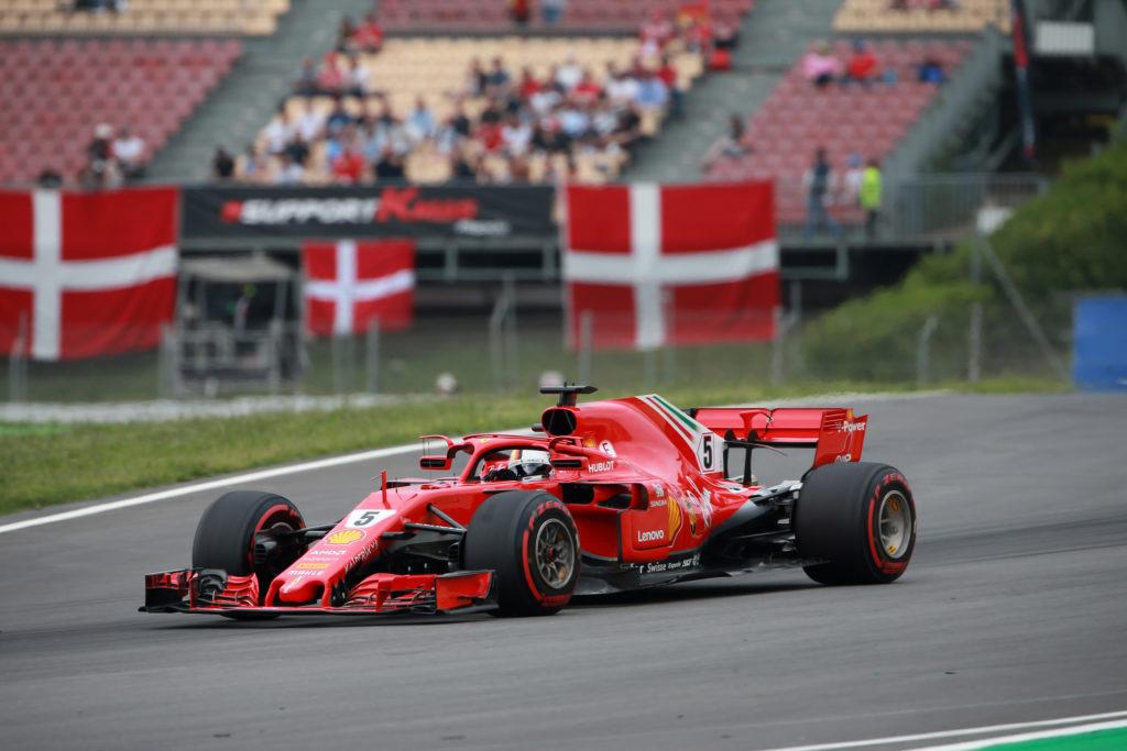 Formula 1 | Ferrari, Vettel e Raikkonen non vanno oltre la seconda fila nelle qualifiche del GP di Spagna