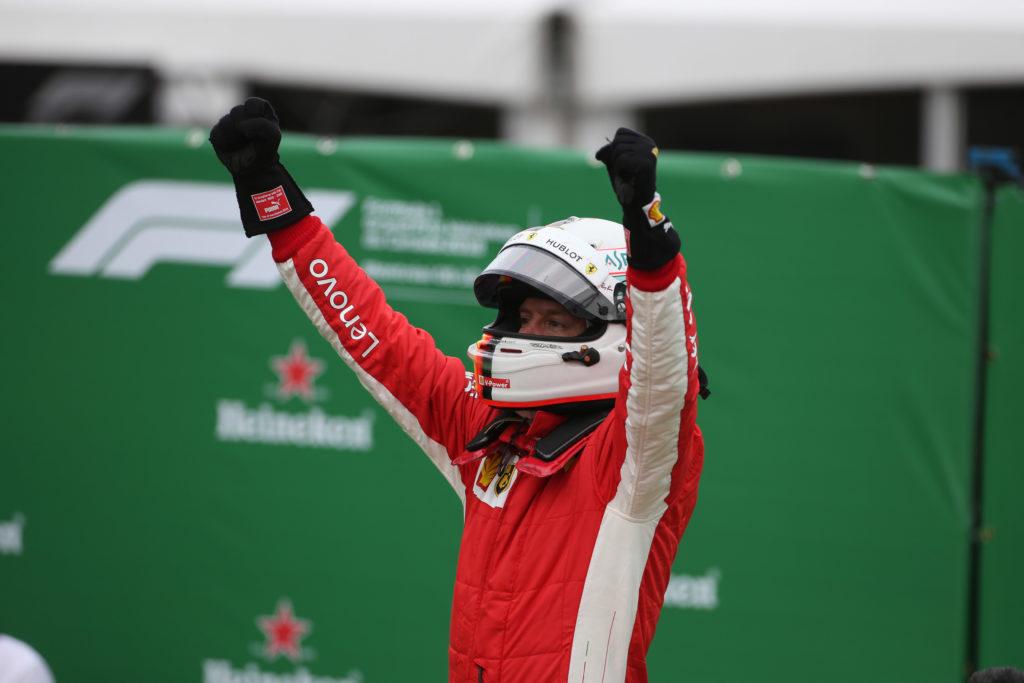 """F1   Vettel: """"Mancanza di spettacolo in gara? Alcuni GP sono stati fenomenali, altri noiosi"""""""