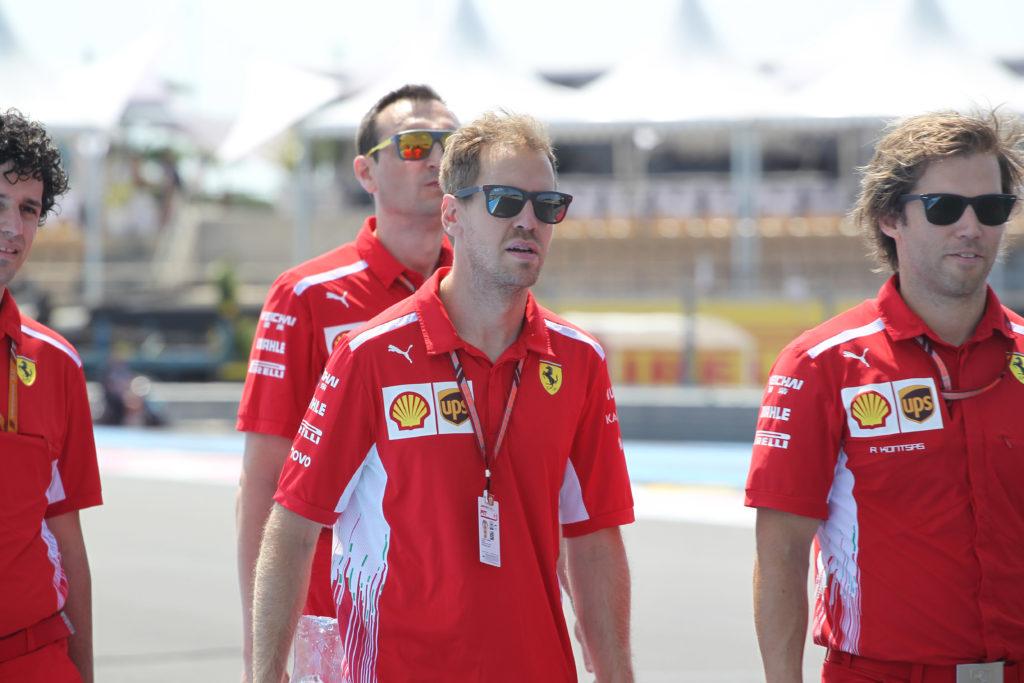 Fiducia Vettel, credo in qualifica andrà meglio
