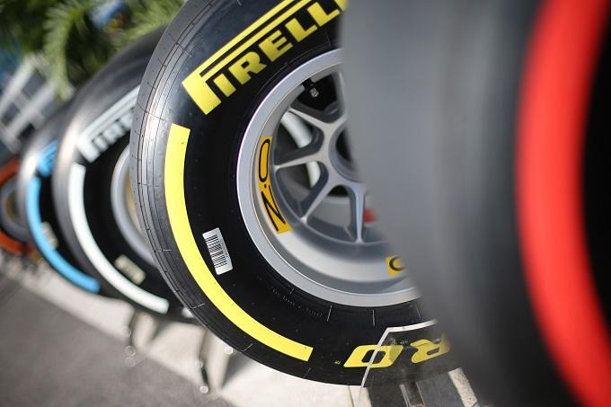 F1 | Pirelli comunica le mescole scelte per il GP di Russia