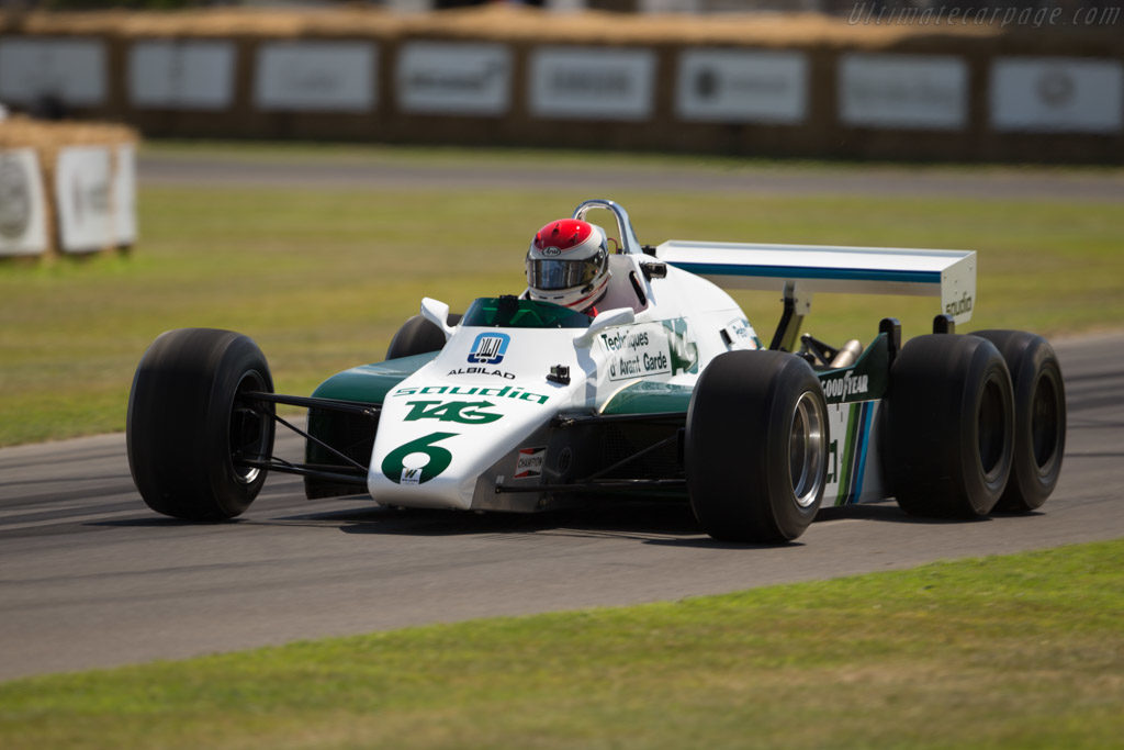 F1 | Jenson Button proverà a Silverstone la storica Williams FW08B