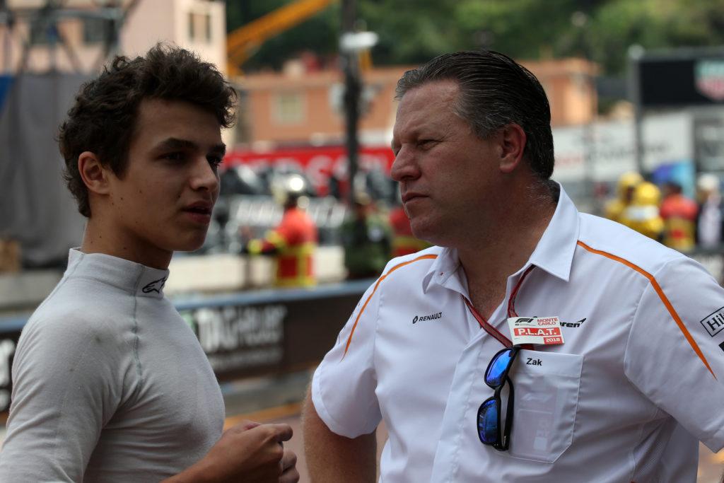 F1 | McLaren rifiuta di cedere Norris alla Toro Rosso
