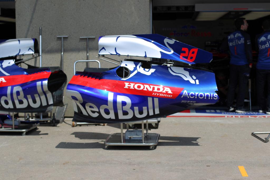 Dal 2019 la Red Bull userà motori Honda