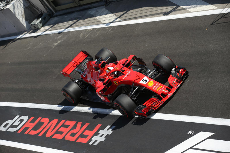 Francia, il Re è Hamilton Vettel quinto in rimonta