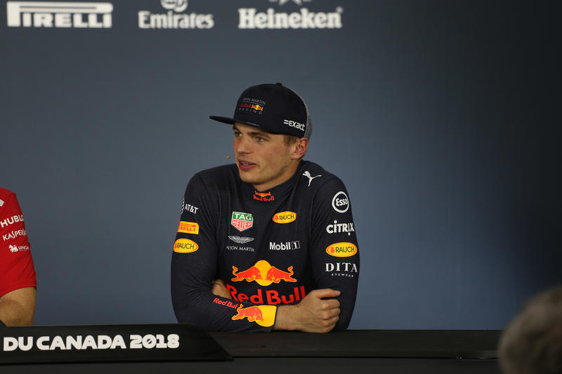 "F1   Verstappen: ""Al via ho pensato che la gara era ancora lunga, e mi sono accontentato"""