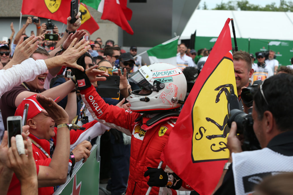 """F1   Ferrari, Genè certo: """"Vettel può davvero conquistare il titolo"""""""