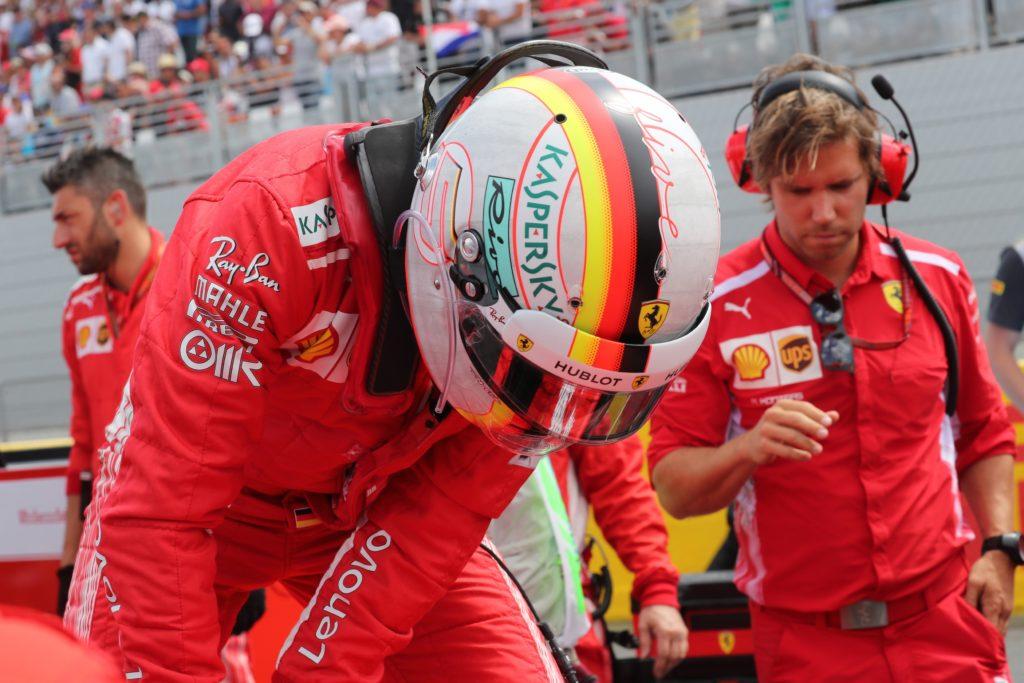 Hamilton imprendibile nelle libere in Austria, Vettel è 3°