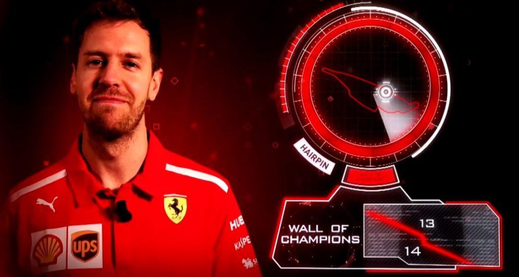 F1   Vettel analizza la pista di Montreal [Video]