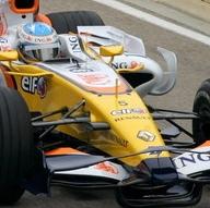 """Alonso: """"La Renault e' piuttosto indietro"""""""