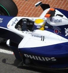 Williams F1: Entrambe le vetture nelle prime dieci posizioni in griglia a Monaco