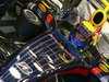 TEST JEREZ, JEREZ DE LA FRONTERA (SPAIN) - 15/01/2008 - MARK WEBBER   © FOTO ERCOLE COLOMBO