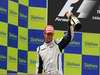 JENSON BUTTON 2009 WORLD CHAMPION, SPANISH GRAND PRIX F1/2009 - BARCELONA - JENSON BUTTON  © FOTO ERCOLE COLOMBO