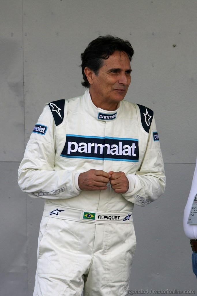 GP BRASILE, 27.11.2011- Nelson Piquet (BRA)