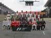 GP BRASILE, 27.11.2011- Drivers group picture