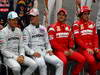 GP BRASILE, 27.11.2011- Nico Rosberg (GER), Mercedes GP Petronas F1 Team, MGP W02, Michael Schumacher (GER), Mercedes GP Petronas F1 Team, MGP W02, Felipe Massa (BRA), Ferrari, F-150 Italia e Fernando Alonso (ESP), Ferrari, F-150 Italia
