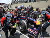 GP BRASILE, 27.11.2011- Gara, Mark Webber (AUS), Red Bull Racing, RB7