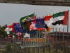 GP BRASILE, 27.11.2011- Gara, Flags