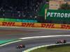 GP BRASILE, 27.11.2011- Gara, Sebastian Vettel (GER), Red Bull Racing, RB7 e Mark Webber (AUS), Red Bull Racing, RB7