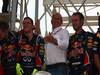 GP BRASILE, 27.11.2011- Gara, Helmut Marko (AUT), Red Bull Racing, Red Bull Advisor