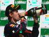 GP BRASILE, 27.11.2011- Gara, Sebastian Vettel (GER), Red Bull Racing, RB7 secondo
