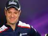 GP BRASILE, 24.11.2011- Conferenza Stampa, Rubens Barrichello (BRA), Williams FW33