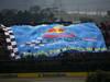 GP BRASILE, 26.11.2011- Prove Libere 3, Sabato, Red Bull fans