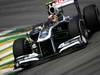 GP BRASILE, 26.11.2011- Prove Libere 3, Sabato, Pastor Maldonado (VEN), Williams FW33