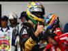 GP BRASILE, 26.11.2011- Qualifiche, Bruno Senna (BRA), Lotus Renault GP R31