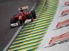 GP BRASILE, 26.11.2011- Qualifiche, Fernando Alonso (ESP), Ferrari, F-150 Italia
