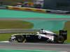 GP BRASILE, 26.11.2011- Qualifiche, Rubens Barrichello (BRA), Williams FW33