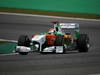 GP BRASILE, 26.11.2011- Qualifiche, Adrian Sutil (GER), Force India F1 Team, VJM04