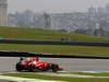 GP BRASILE, 25.11.2011- Prove Libere 1, Venerdi', Fernando Alonso (ESP), Ferrari, F-150 Italia e Lewis Hamilton (GBR), McLaren  Mercedes, MP4-26