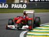 GP BRASILE, 25.11.2011- Prove Libere 1, Venerdi', Felipe Massa (BRA), Ferrari, F-150 Italia