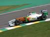 GP BRASILE, 25.11.2011- Prove Libere 2, Venerdi', Adrian Sutil (GER), Force India F1 Team, VJM04
