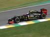 GP BRASILE, 25.11.2011- Prove Libere 2, Venerdi', Vitaly Petrov (RUS), Lotus Renault GP, R31