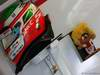 GP CANADA, 10.06.2011- Prove Libere 1, Venerdi', Helmet of Sergio Pérez (MEX), Sauber F1 Team C30