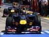GP EUROPA, 26.06.2011- Gara, Sebastian Vettel (GER), Red Bull Racing, RB7 vincitore e Mark Webber (AUS), Red Bull Racing, RB7 terzo