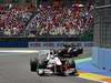 GP EUROPA, 26.06.2011- Gara, Kamui Kobayashi (JAP), Sauber F1 Team C30