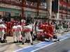 GP EUROPA, 26.06.2011- Gara, Pit Stop, Felipe Massa (BRA), Ferrari, F-150 Italia