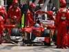 GP EUROPA, 26.06.2011- Gara, Pit Stop, Fernando Alonso (ESP), Ferrari, F-150 Italia
