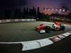 GP SINGAPORE, 23.09.2011- Prove Libere 1, Venerdi', Daniel Ricciardo (AUS), HRT Formula One Team